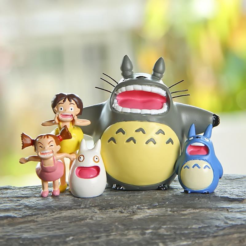 Studio Ghibli My Neighbor Totoro Shouting Full Set