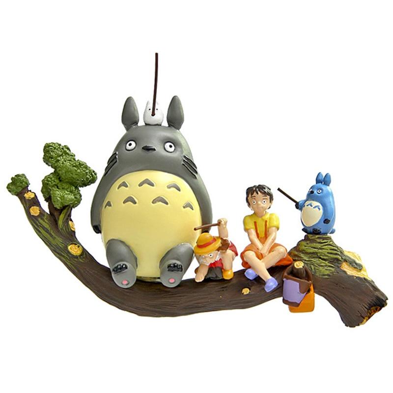5pcs/lot My Neighbor Totoro Fishing Limited Stocks