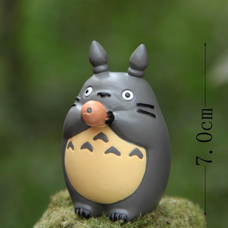 5pcs/lot My Neighbor Totoro Mei Tree Wood