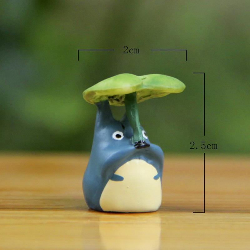 3pcs/lot Studio Ghibli My Neighbor Totoro PVC