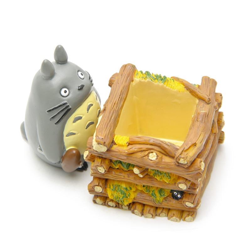 Totoro Flower Pot Figurines