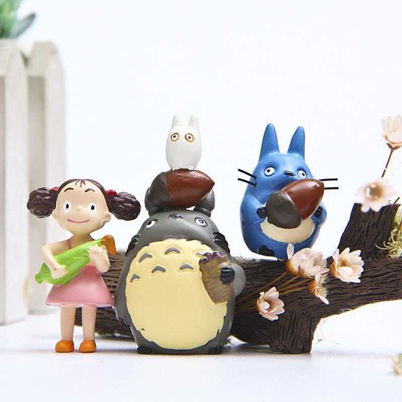 My Neighbor Totoro Mei Rubber Fruit Full Set