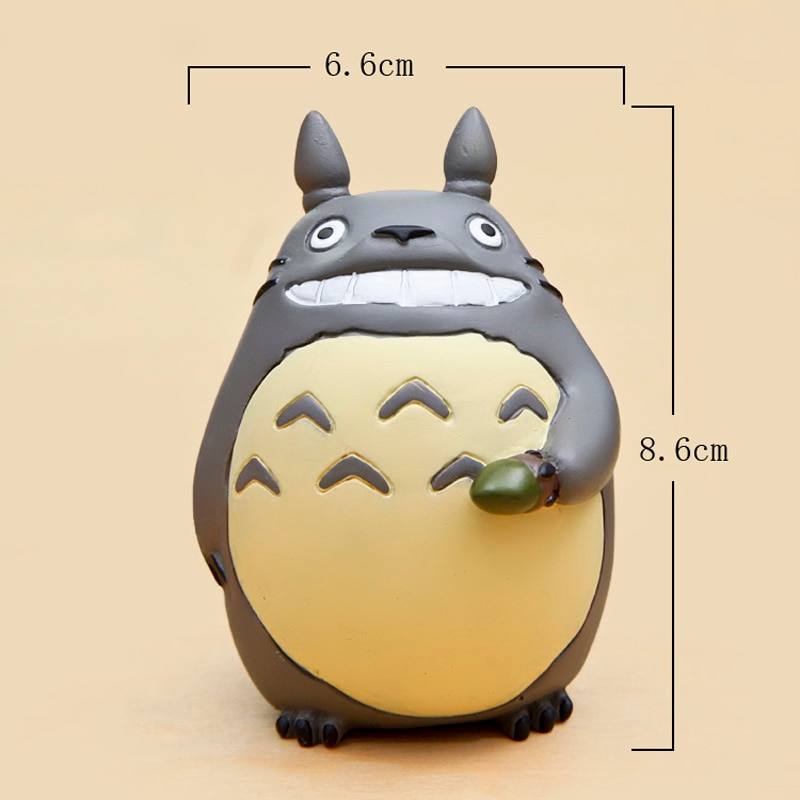 8.6cm Totoro Figures Toys New 2021