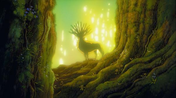 10 impressive details in Princess Mononoke