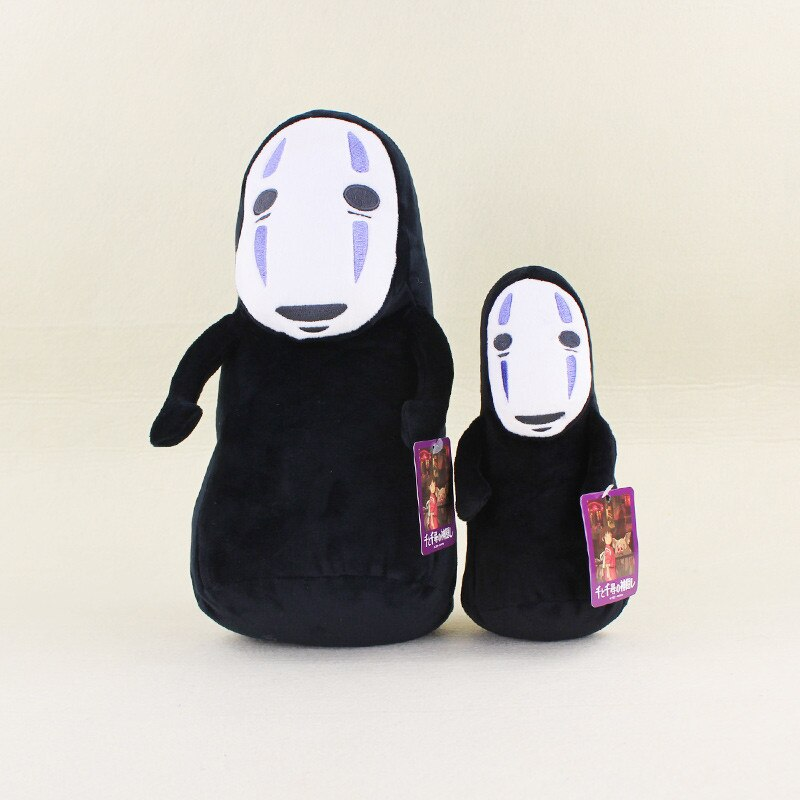 21-31cm Anime Spirited Away No Face Ghost