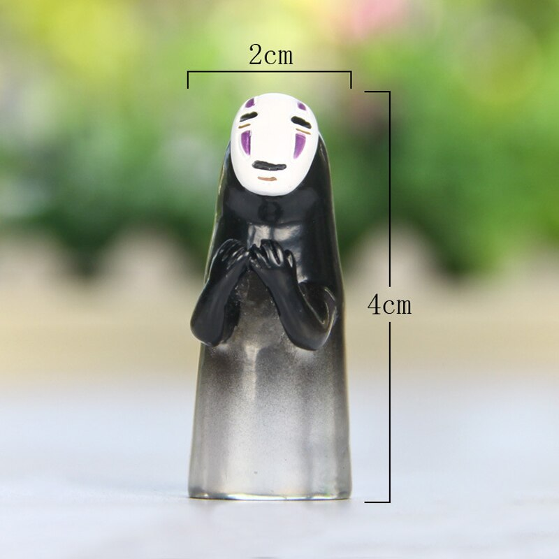 15 Styles Studio Ghibli No Face