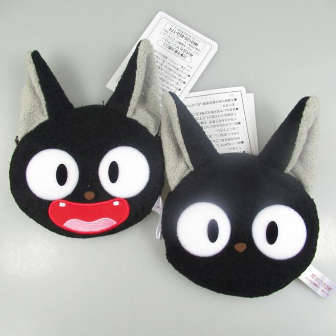 1Pcs/set 2 Styles Jiji Cat Wallet