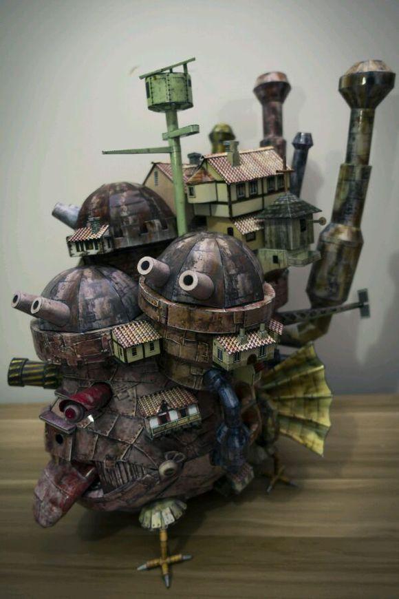 50cm Howl's Moving Castle Action Figure