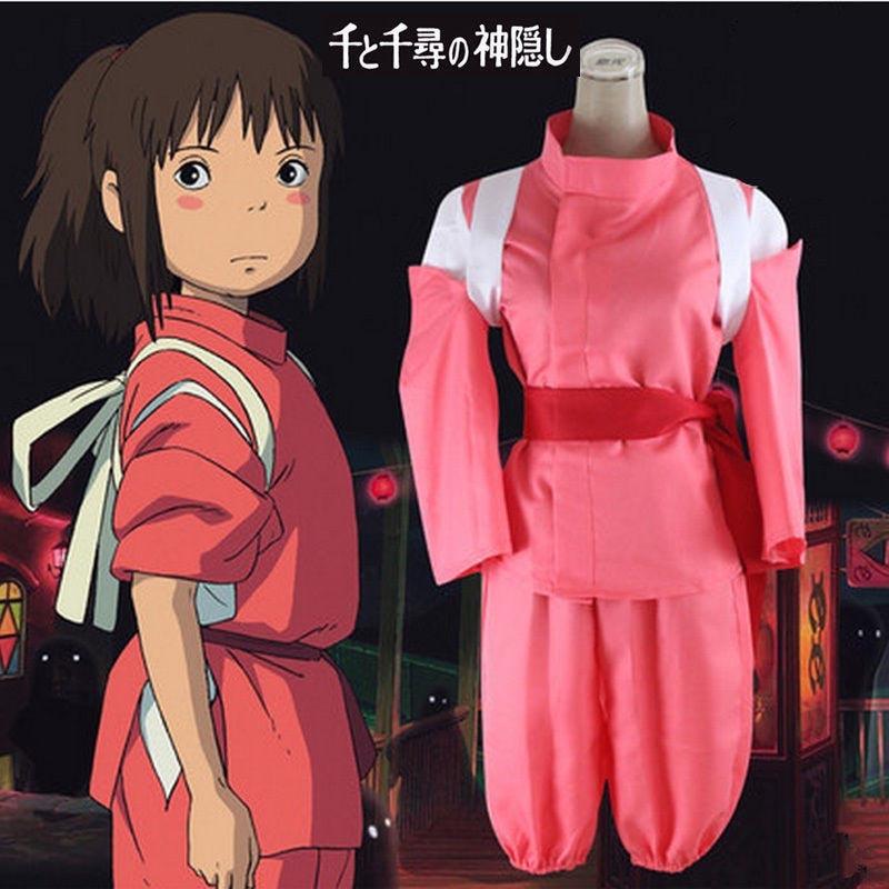 Top 14 Ghibli Cosplay Costume For Fan