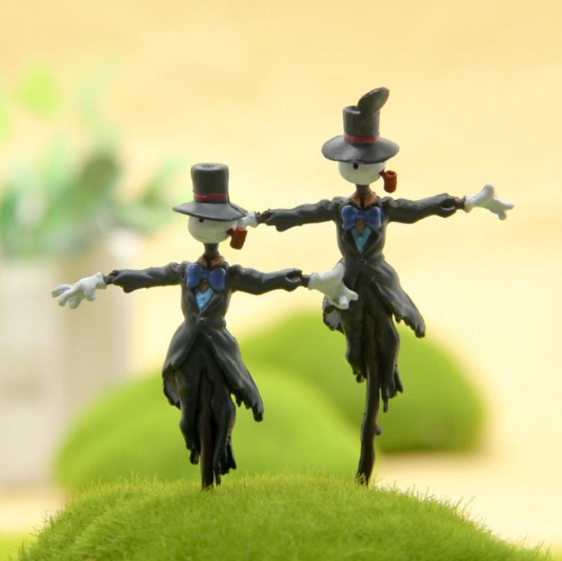 7CM Howl's Moving Castle Scarecrow