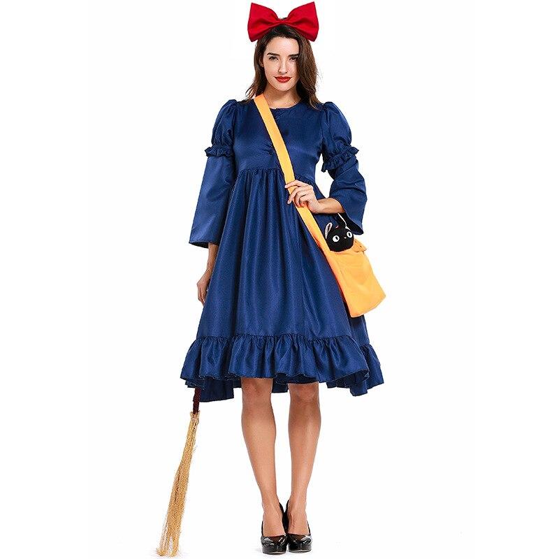 Adult Anime KiKi's Delivery Service Dress 2021
