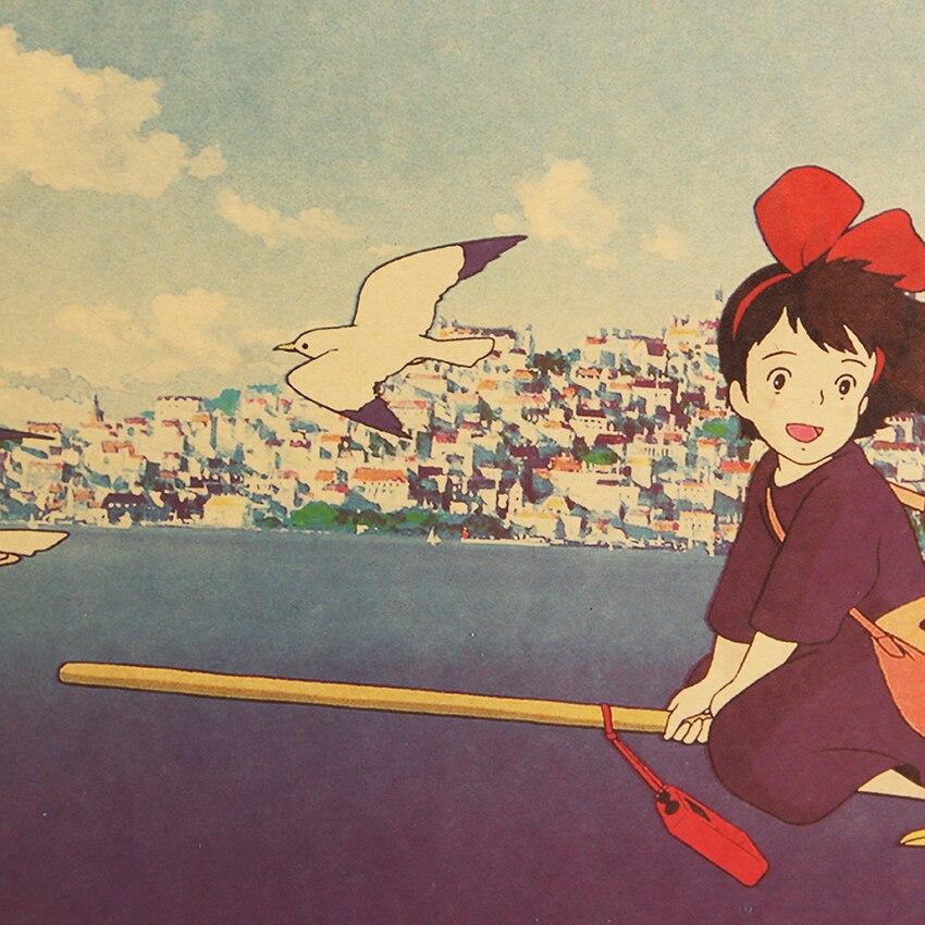 Fly In The Sky Kiki & JiJi Cat