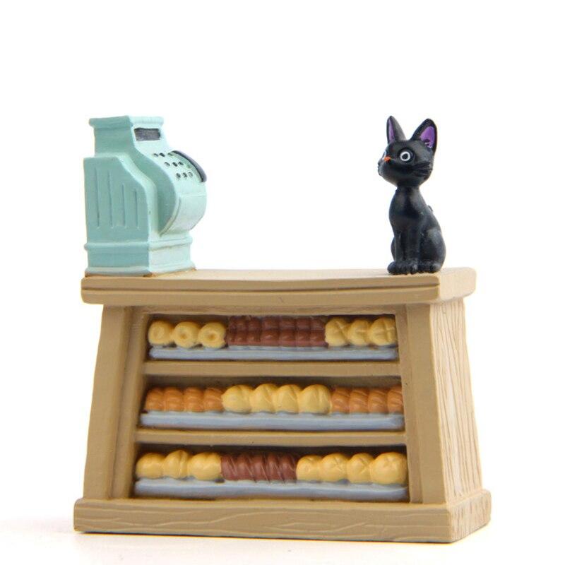 1pcs Kiki Cat Couple Cats Gigi Bakery