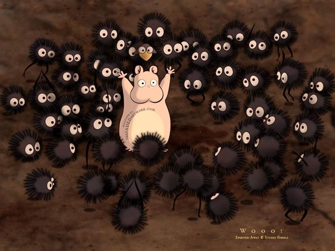 Memorable Characters From Studio Ghibli