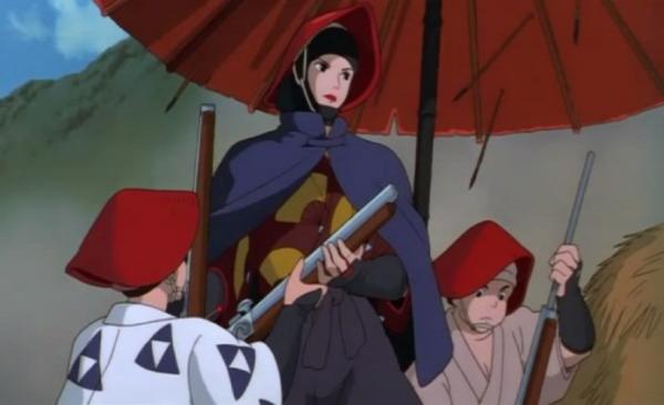 Princess Mononoke: Lady Eboshi