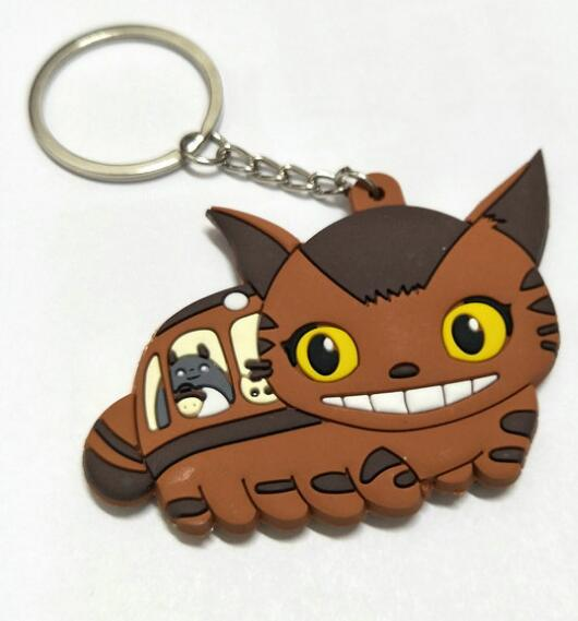 Adorable Totoro Studio Ghibli Keychain