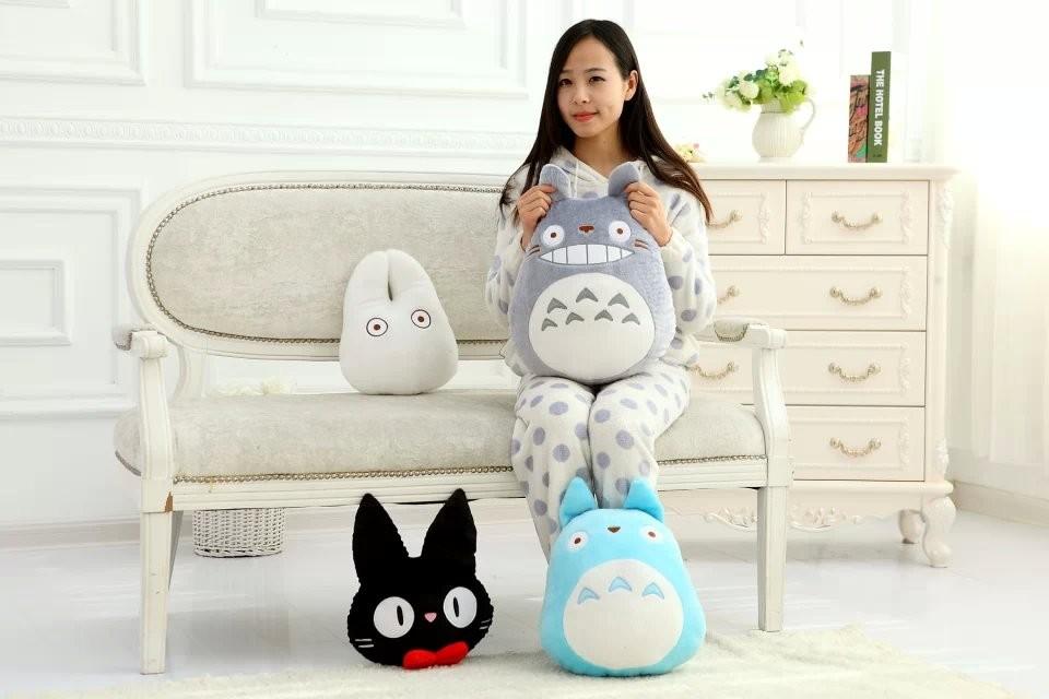 Totoro Plush Toy Soft Stuffed Pillow /Cushion