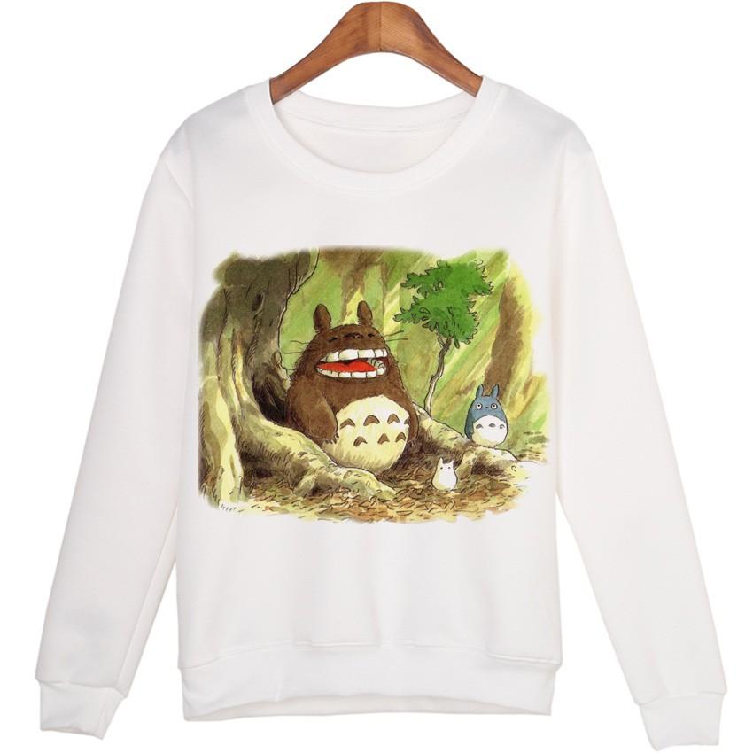 Adorable Totoro Sweatshirts