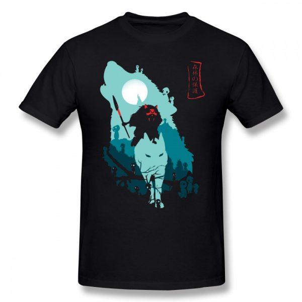 Princess Mononoke Classic Men T-Shirt